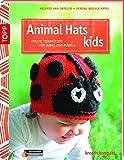 Animal Hats Kids: Freche Tiermützen für Jungs und Mädels (kreativ.kompakt.)