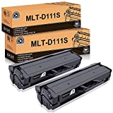 MLT-D111S FITU WORK Compatible pour Samsung MLT-D111S MLT-D111 pour Cartouche Toner Samsung Xpress M2070 M2070W M2026W M2026 M2070FW M2020 M2020W M2022 M2022W (2B - 2Pack)