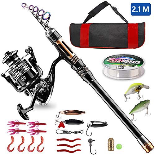BlueFire Fishing Rod Kit