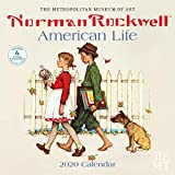 Norman Rockwell s America 2020 Wall Calendar