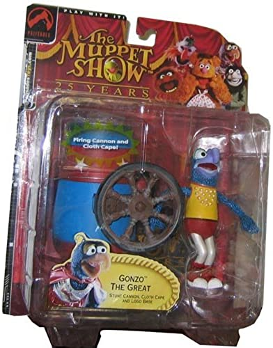 Muppet Show Series 2   Gonzo Action Figure by Muppets