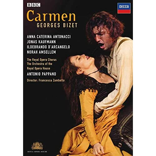 Carmen (Opera Completa)