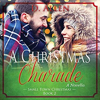 A Christmas Charade audiobook cover art
