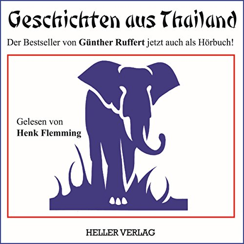 Geschichten aus Thailand audiobook cover art