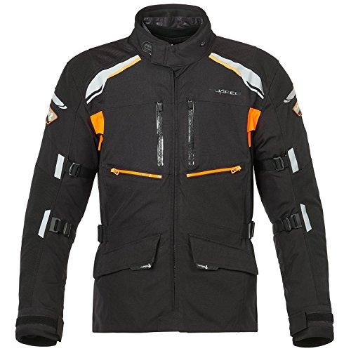 Tanami Sympatex® 3-in-1 Jacke schwarz 54 - Motorradjacke