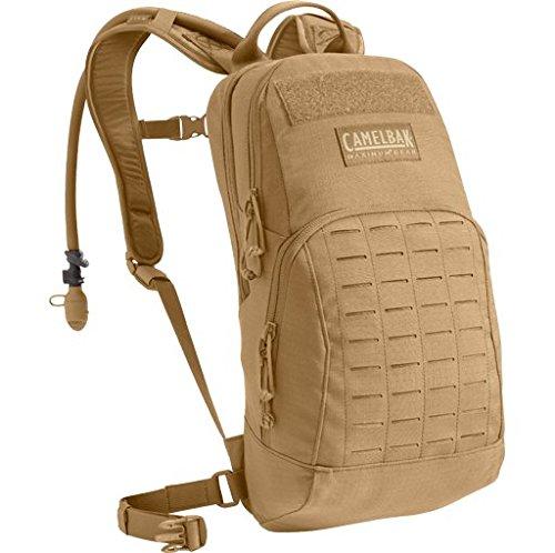 CamelBak Adult M.U.L.E. Mil Spec Antidote Hydration Backpack, Tan, Medium