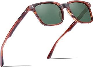 Chic Retro Polarized Womens Sunglasses UV400 Protection