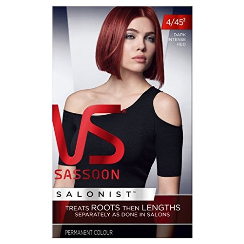 Vidal Sassoon Haar Dye Dark Intense Red 4/45