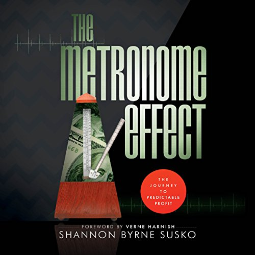 The Metronome Effect audiobook cover art
