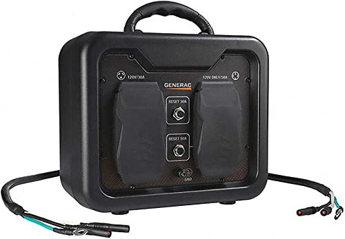 Generac 7668 Parallel Cable, Black
