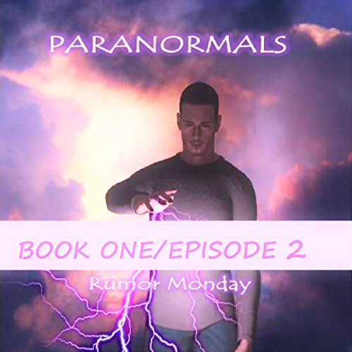 Paranormals Book One, Episode 2 audiobook cover art