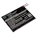 subtel Batería Recargable Compatible con Kurio Tab 2, Xtreme 2, C15100M, C15150M, Alcatel One Touch Pixi 3 7' WiFi 2800mAh C2820009C2, TLp028B2 Repuesto Pila sustitución Bateria