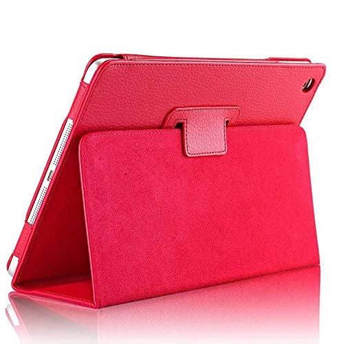 PU Leather Case For iPad Air / Air 2 / iPad Pro 9.7 (red, for iPad Air 2)