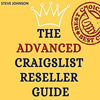 The Advanced Craigslist Reseller Guide cover art
