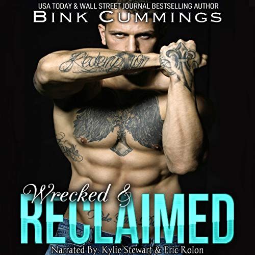 Wrecked & Reclaimed cover art