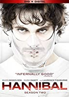 Hannibal Season 2 [DVD] [Import]