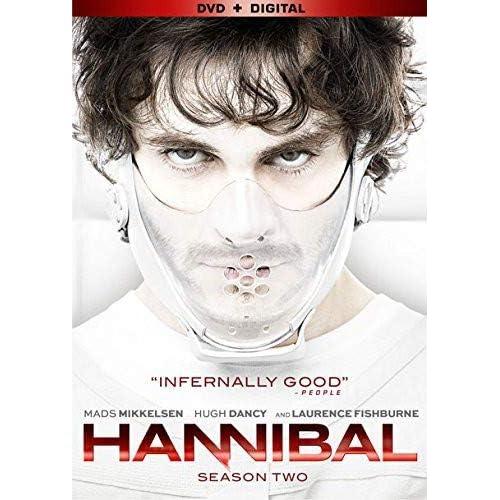 Amazon com: Hannibal: Season 2 [DVD + Digital]: Hugh Dancy