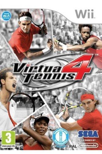 Virtua Tennis 4 [Edizione: Regno Unito]
