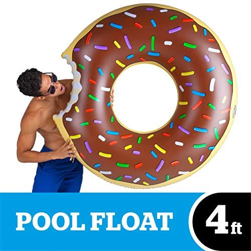 BigMouth Inc Riesen-Donut Schwimmring für Pool
