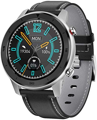 Reloj inteligente para hombres IP68 impermeable fitness actividad Tracker mujeres dispositivos usables smartwatch banda monitor ritmo cardíaco reloj deportivo