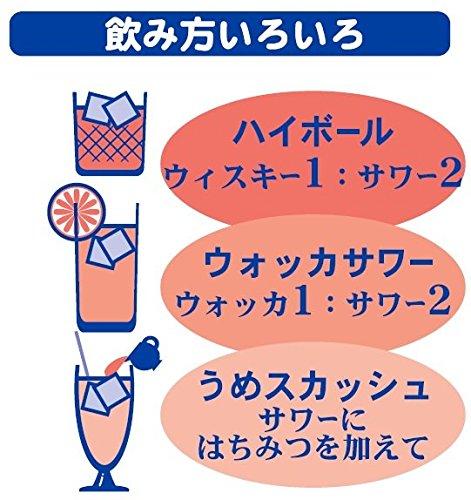 ヤマモリ 焼酎割用サワー 梅サワー ペット1l [0683]