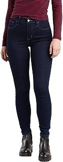 Calça Jeans Levis 720 High Rise Super Skinny Feminino Escura