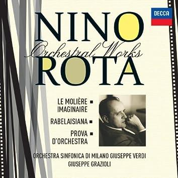 Rota: Orchestral Works III (set)