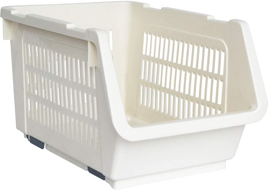 XIAOSAKU Max 67% OFF Factory outlet Laundry Hampers for Bedroom B Storage Stackable Kitchen