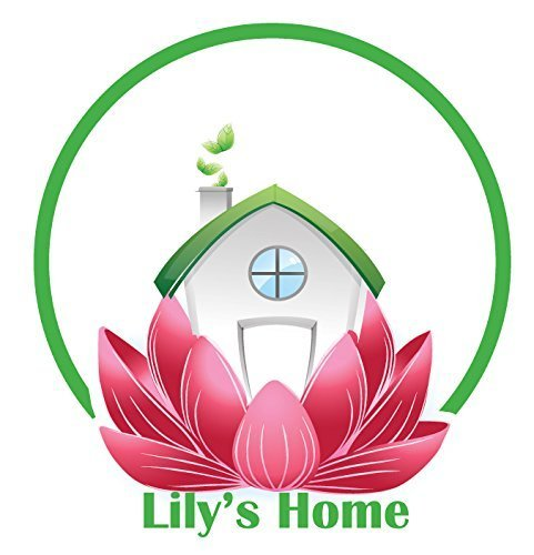 Product Image 4: Lily's Home Hanging Wall Clock, Includes a Thermometer and Hygrometer and is Ideal for Indoor and Outdoor Use, Wonderful Housewarming Gift for Friends, Faux-Stone (14 Inches)