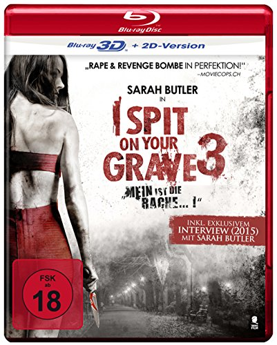 I Spit on Your Grave 3-3d [Blu-Ray] [Import]
