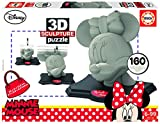 Minnie Mouse - Puzzle 3D Escultura (Educa Borrás 16970)