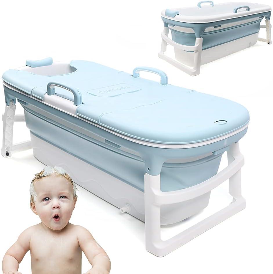 DNYSYSJ Adult Fordable Bath Tub Wholesale Portable Extra Bathtub Large specialty shop f