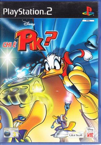 Disney Paperino Chi E'pk?-(Ps2)