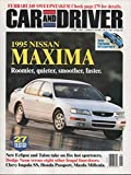 CAR AND DRIVER MAGAZINE JUNE 1994