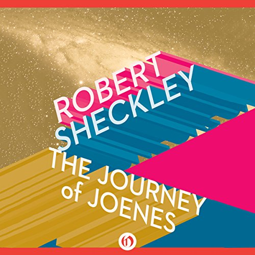 The Journey of Joenes audiobook cover art