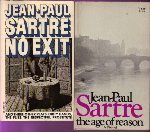 No Exit ~ Life/Situations: Essays Written and Spoken ~ Sartre on Theatre ~ The Age of Reason