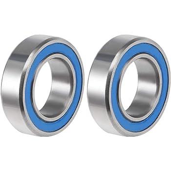 MR85 5 PCS Chrome Metal OPEN Precision Ball Bearings Bearing 5*8*2 5x8x2 mm