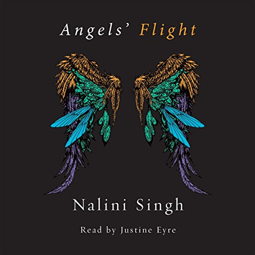 Angels' Flight Titelbild