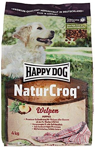 test Glücklicher Hund 2558 NaturCroq Welpe 15kg Deutschland