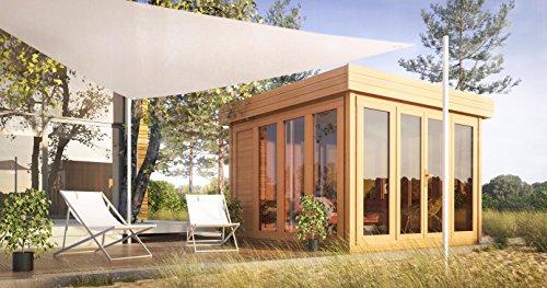Gartenhaus Sonneninsel 350 x 370 cm