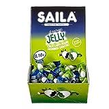 Saila Jelly Mix Confetti Menta E Liquirizia - 200 Pezzi, 460 G
