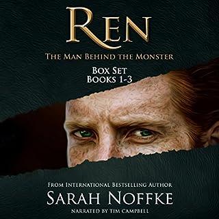 Ren Series Boxed Set audiobook cover art