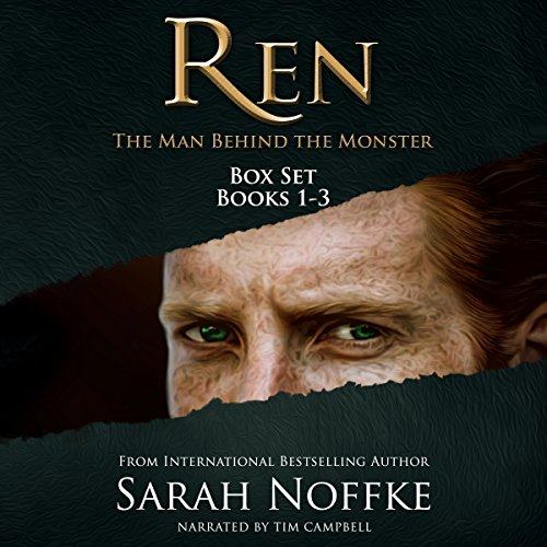 Ren Series Boxed Set audiobook cover art