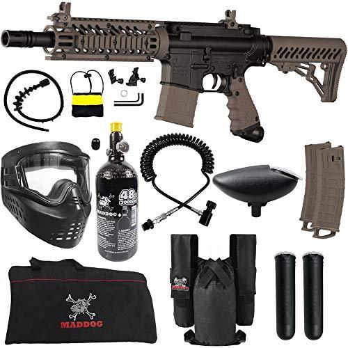 Maddog Tippmann TMC MAGFED Private HPA Paintball Gun Starter...