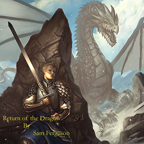 Return of the Dragon audiobook cover art