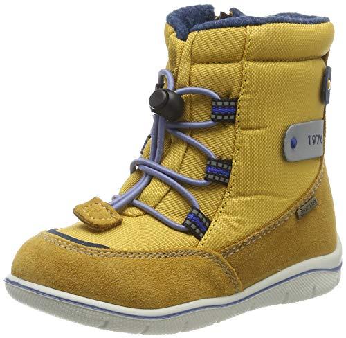PRIMIGI Baby Jungen PKI Gore-TEX 43618 Stiefel, Gelb (Senape/Ocra 4361855), 19 EU