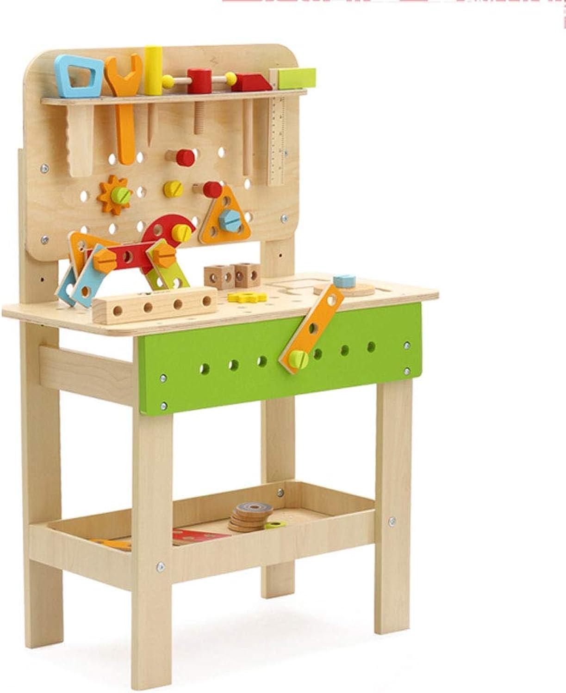 Kinderwerkzeug Stuhl Puzzle Hand Spielzeug groe Schraubverschlusskombinationen