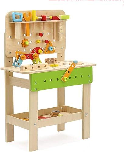 Kinderwerkzeug Stuhl Puzzle Hand Spielzeug Größe Schraubverschlusskombinationen
