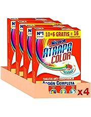 Micolor Toallitas Blanco Intenso – Pack de 4, Total: 64 Toallitas