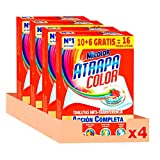Micolor Toallitas Blanco Intenso – Pack de 4, Total: 64 Toallitas